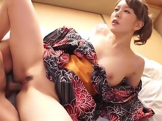 blowjob asian brunette