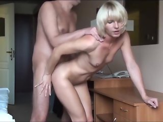 blonde amateur blowjob