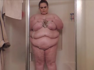 shower bbw straight