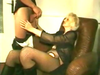 vintage anal french