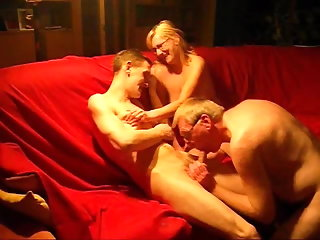 mature blowjob bisexual