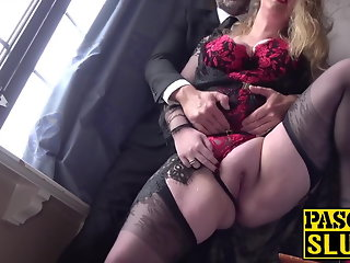 uk drilled slut