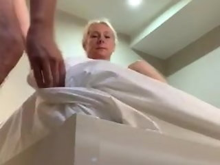 hotel caught maid